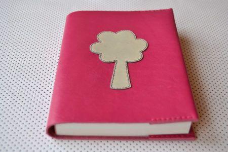 Carnet (pour ZAP BOOK) en cuir de vachette